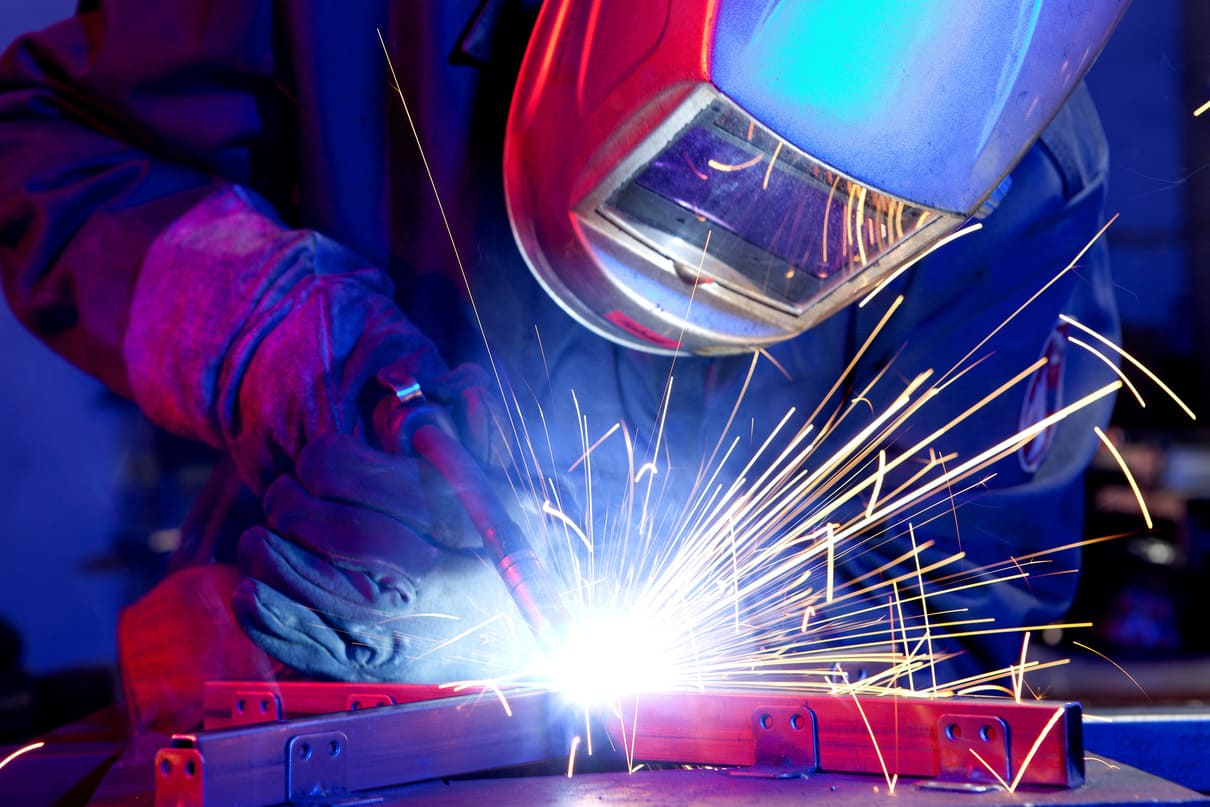 Hansavest Welders for Finland